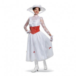 Deluxe Mary Poppins Cosplay Costume