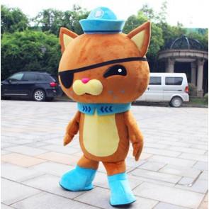 Giant Octonauts Kwazii Mascot Costume
