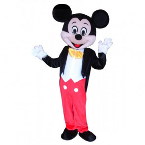 Giant Mickey Mouse Cosplay Halloween Costume Mascot