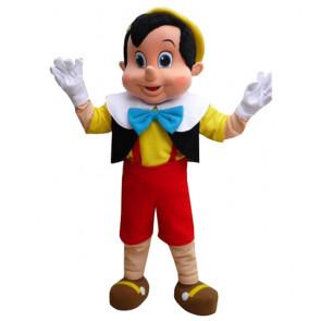 Giant Pinocchio Mascot Costume