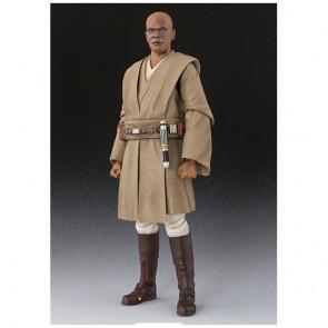 Boys Star Wars Mace Windu Cosplay Costume