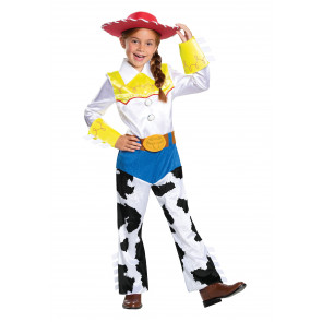 Girls Jessie Toy Story Costume