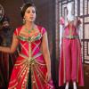 Pink Royal Jasmine Dress Costume