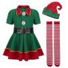 Girls and Women Elf Costume
