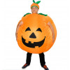 Giant Pumpkin Jack O Lantern Inflatable Costume