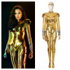 Wonder Woman 1984 Golden Deluxe Complete Cosplay Costume