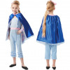 Toy Story 4 Bo Peep Girls Dress Costume with Cape