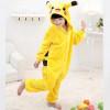 Kids Pikachu Onesie Jumpsuit Costume