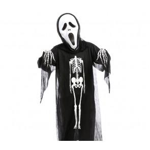 Kids Scream Costume With Mask
