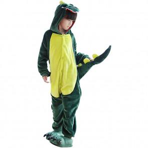 Kids Dinosaur Onesie Jumpsuit Costume