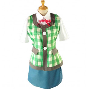 Isabelle Animal Crossing Cosplay Costume