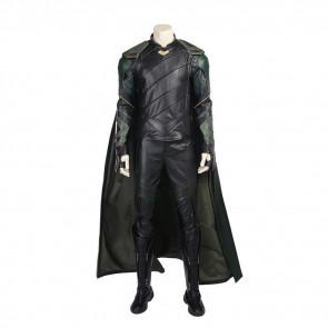 Loki Battle Complete Cosplay Costume