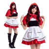 Sexy Little Red Riding Hood Cosplay Costume