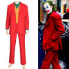 Joker Red Suit Costume