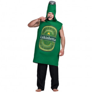 Beer Bottle Costume