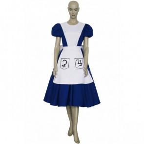 American Mcgee Alice Costume Dress