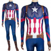 Captain American Lycra Costume