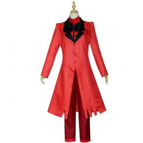 Alastor Hazbin Hotel Cosplay Costume