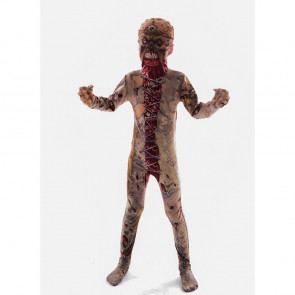 Boys Brain Zombie Costume