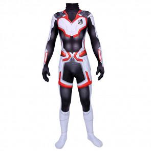 Avengers Endgame Quantum Realm Cosplay Costume