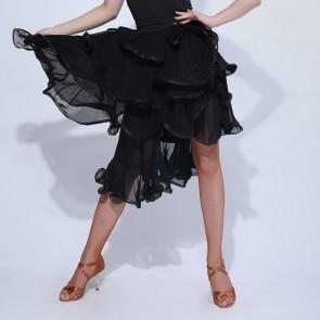 Black Flamenco Dress