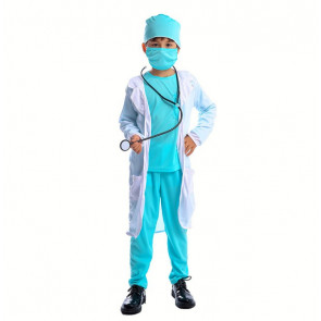 Boys Doctor Costume