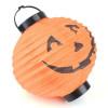 Halloween pumpa hängande lykta ljus