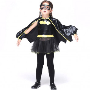 Batgirl Girls Kids Costume