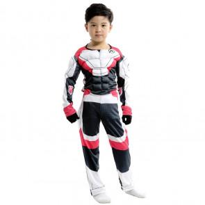 Boys Avengers Endgame Quantum Real Costume
