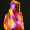 LED Fur Jacket