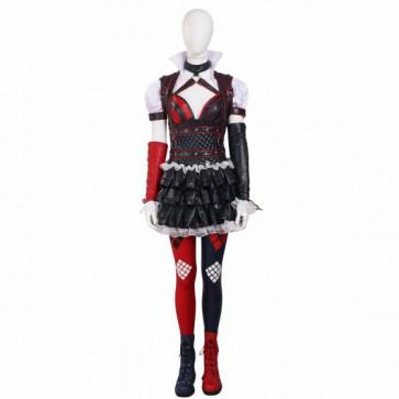 Batman Arkham Knight Harley Quinn Complete Cosplay Costume
