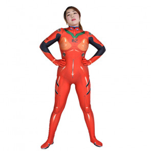 Asuka Langley Soryu Cosplay Costume