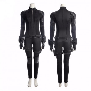 Black Widow Infinity War Cosplay Costume
