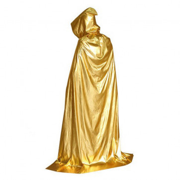 Halloween Elegant Fancy Dress Cloak Costume Size 150cm