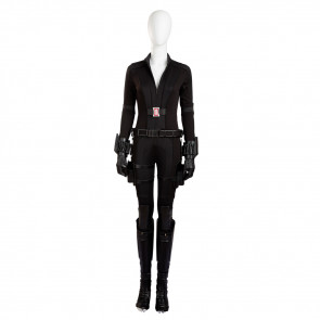 Black Widow Avengers Cosplay Costume