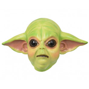 Baby Yoda Cosplay Costume Mask