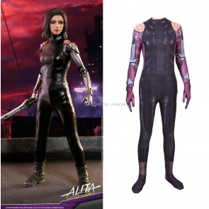 Alita Battle Angel Cosplay Costume