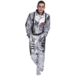 Astronaut Cosplay Costume Jumpsuit