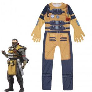 Apex Legends Caustic Cosplay Costume