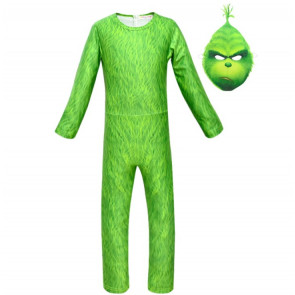 Boys Grinch Costume