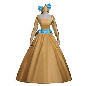 Anastasia Cosplay Costume Dress
