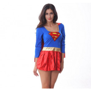 Halloween Sexy Super Women Dress Costume