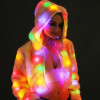 LED Fur Jacket
