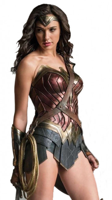 Deluxe Wonder Woman Complete Cosplay Costume