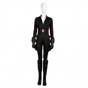 Black Widow Avengers Cosplay Costume