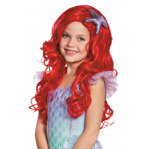 Ariel Hair Wig For Girls