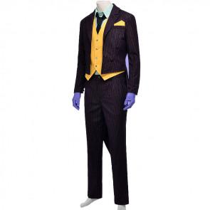 Disney Batman Joker Cosplay Costume For Men Halloween Costume