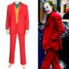 Joker Red Suit Costume