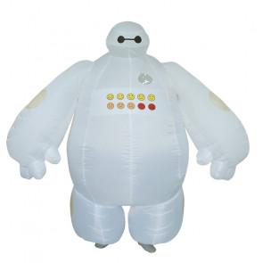 Inflatable Baymax Costume