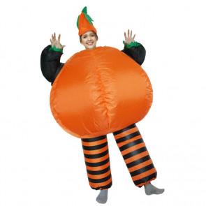 Inflatable Pumpkin Costume